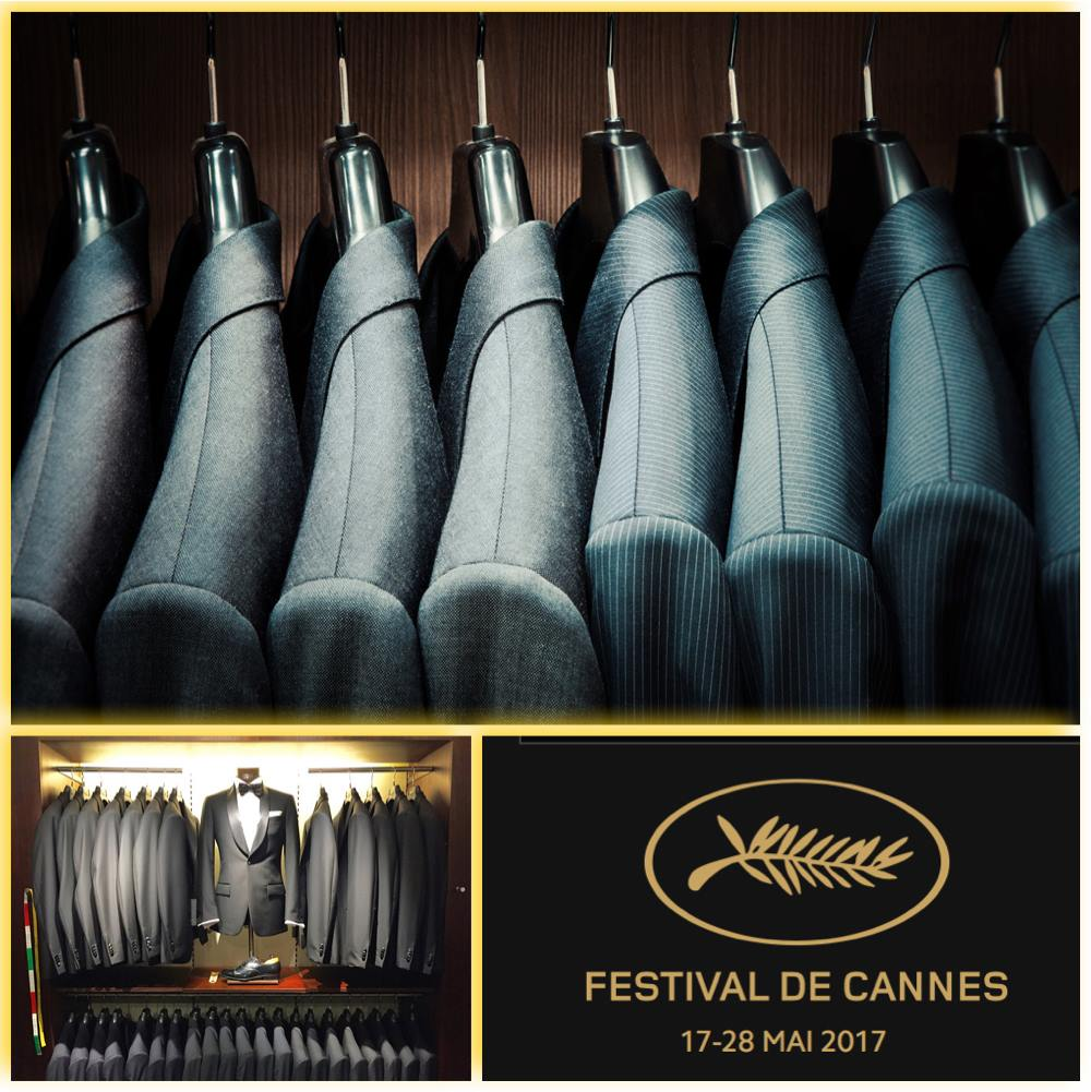 vestes smoking festival de cannes