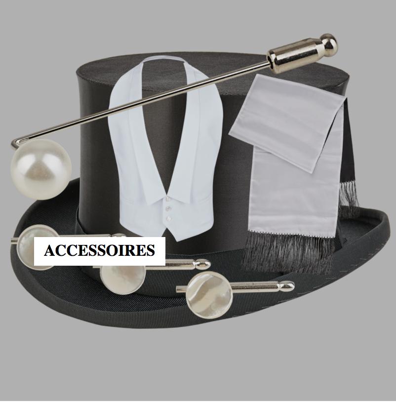 accessoires de ceremonie homme