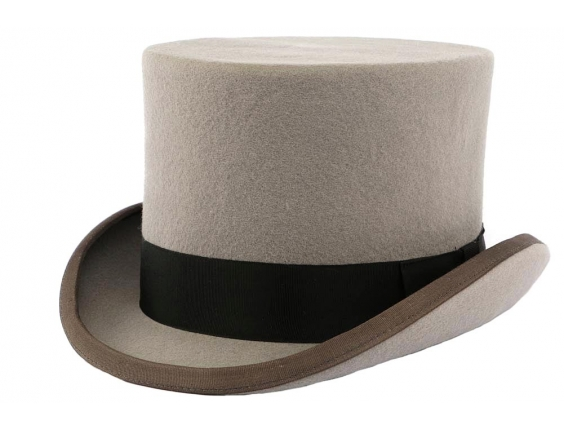 chapeau smoking mariage