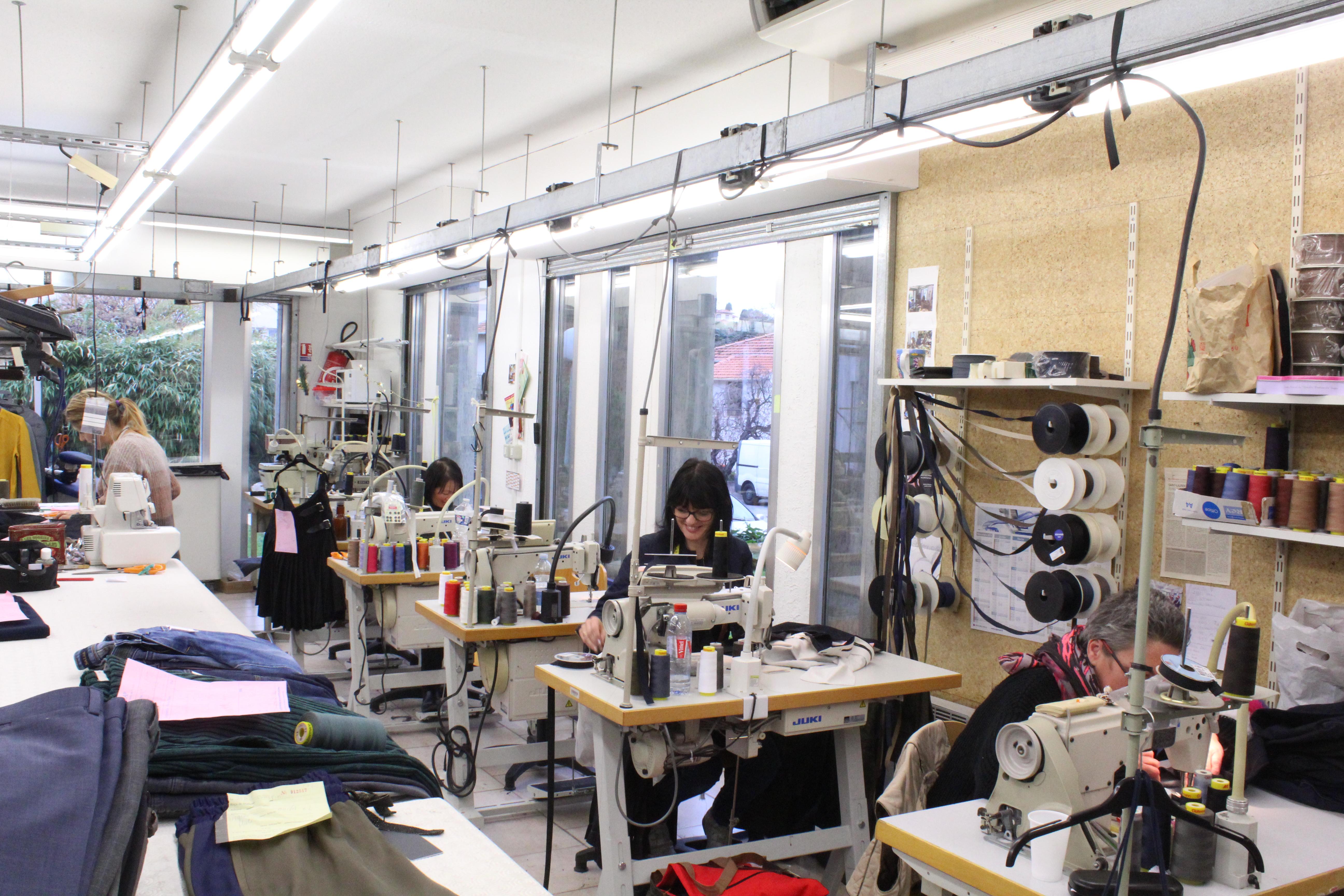 salon de couture