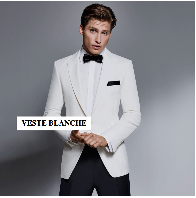 ceremonie veste blanche